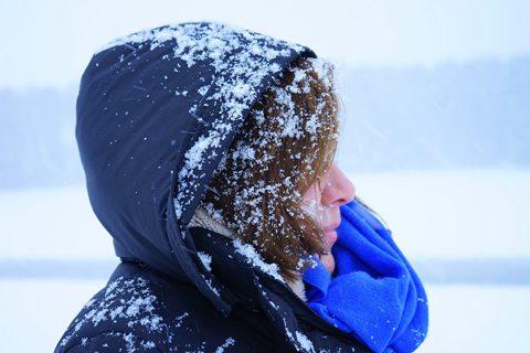 雨雪降温天气健康八提醒