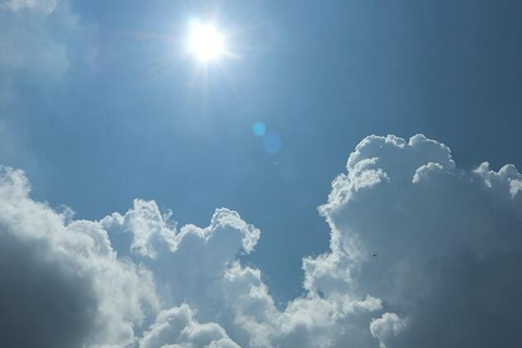 晴朗天气紫外线强烈 如何正确防晒?