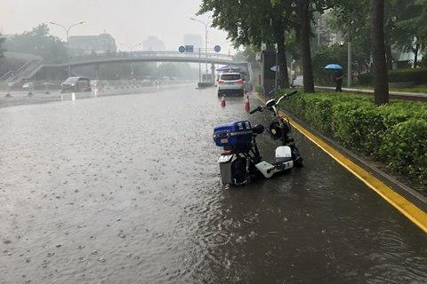 雨天5防護:防霉變防摔倒