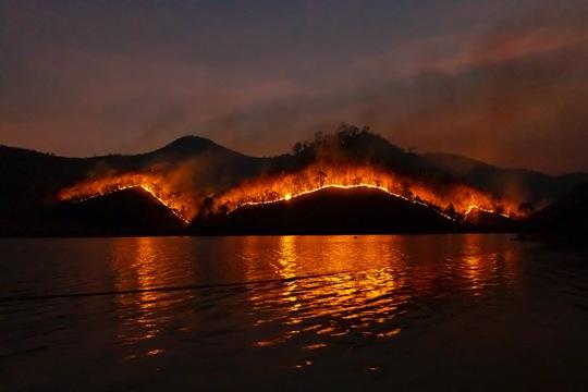 冬季空氣干燥易引發火災 公眾需提高防火意識