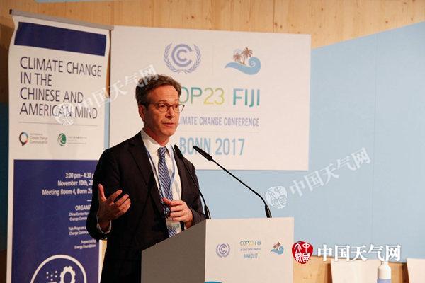 研究显示:中美公众支持落实《巴黎协定》 共走低碳转型之路