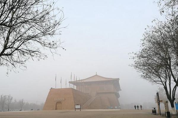 华北黄淮雾和霾进入最严重时段 苏浙沪阳光终上线