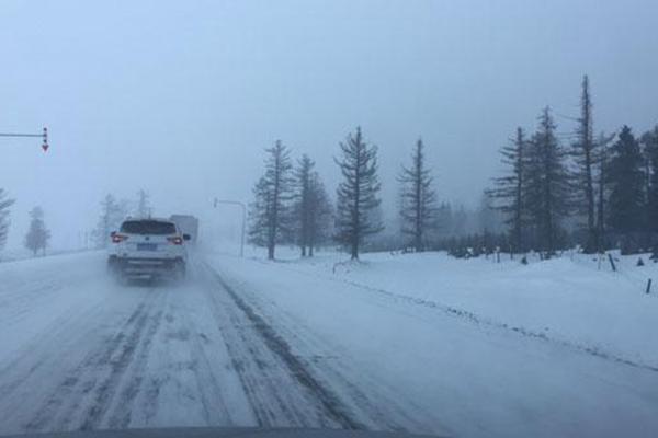 大风降温雨雪齐来袭 5省部分地区有暴雪