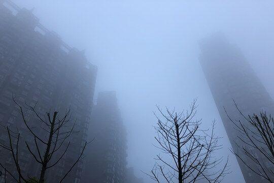 江西今晨发布大雾黄色预警 周末再迎降雨