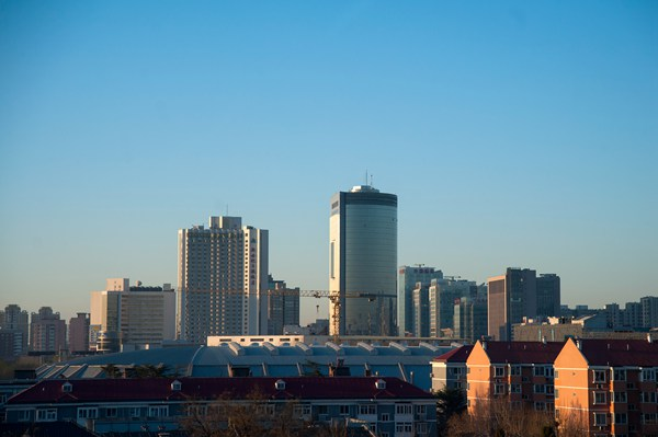 本周北京气温多起伏