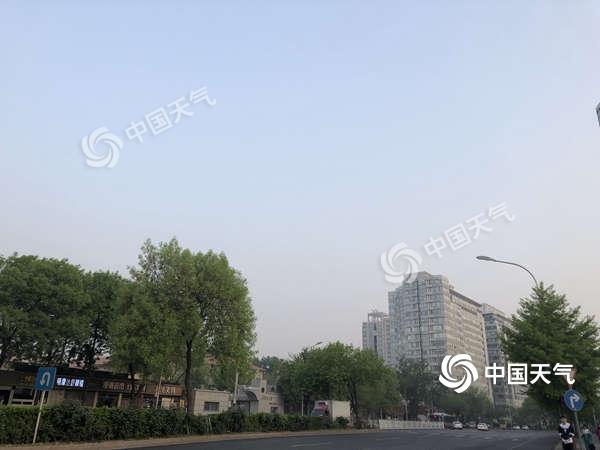 升温+沙尘!今日北京最高温28℃ 19日降至20℃