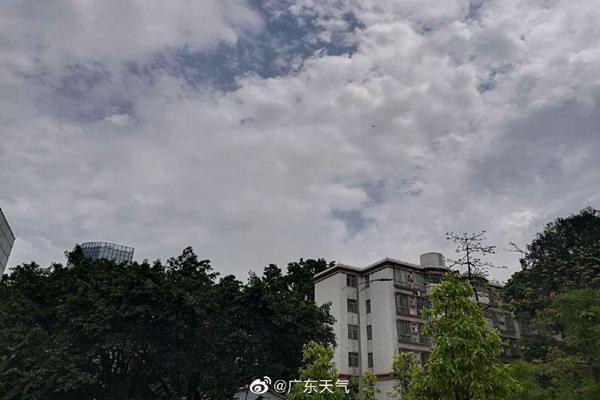 廣東雨水今天暫歇 明天珠江三角洲等地又有大暴雨來襲