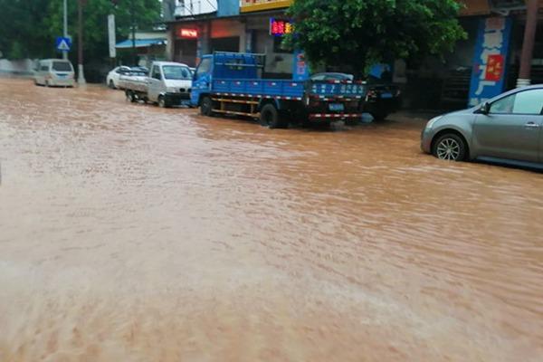 南北方降水连成片 广东福建警惕强对流