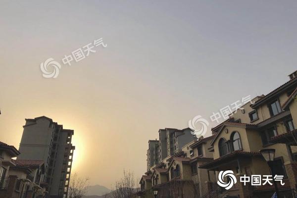 北京周日转晴升温超7℃ 下周初最高气温可达27℃