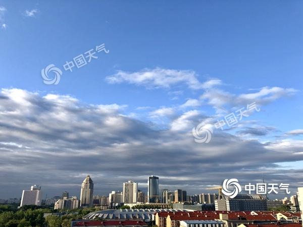 今明天北京气温下滑 周六或又迎降雨