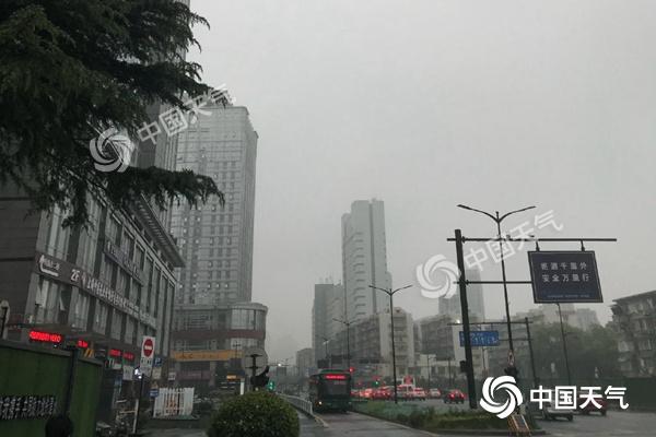 浙江今明天雨水逐渐停歇 29日起再迎强降雨