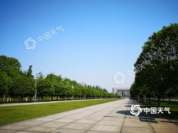 湖南今明天阳光露脸世界杯手机投注网站升 周日长沙等地有暴雨