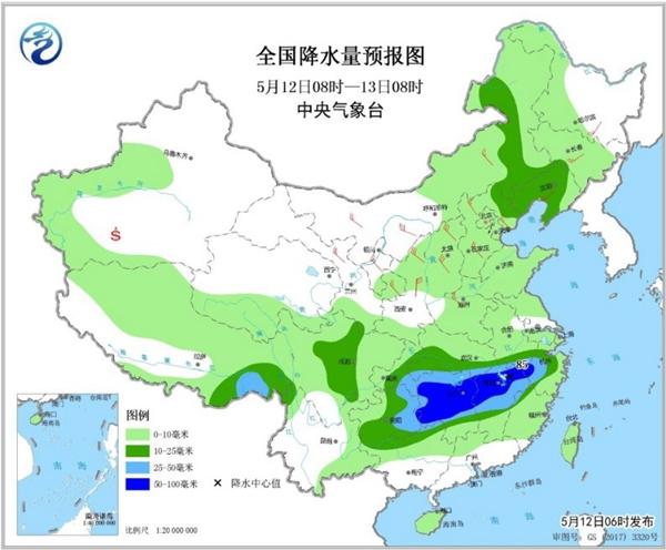 湖南等3省有暴雨 北方风雨沙套餐上线