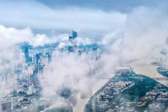 广东今明天降水分布不均 粤西雨水明显局部暴雨