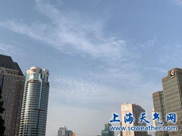 上海19日已入夏 未来三天晴热持续最高温31-33℃