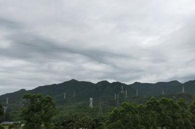 雨不停!今明天广东仍有较明显降水 局部雨势大