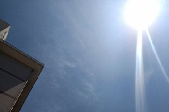 烧烤天!山东高温橙色预警中 今日大部最高温35℃+