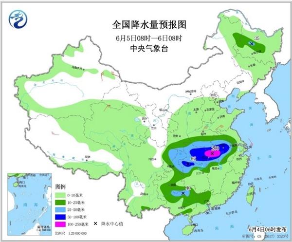 高温加码 10省区市37℃+ 南方强降水将至