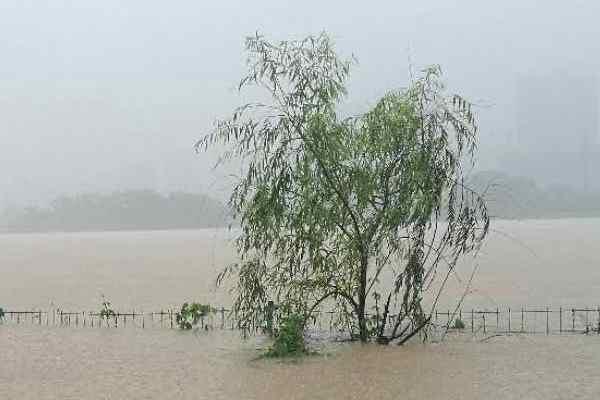 暴雨袭江西 赣北赣中局地还有大暴雨