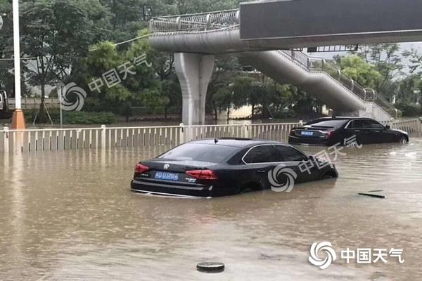 三明暴雨四连问!未来两天福建中部强降雨持续发力