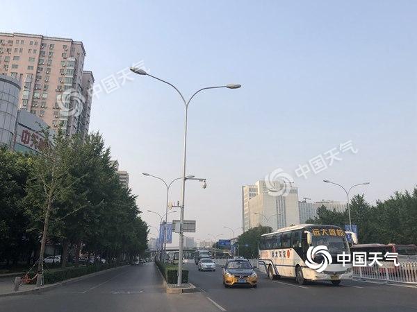 今明天北京有雷雨