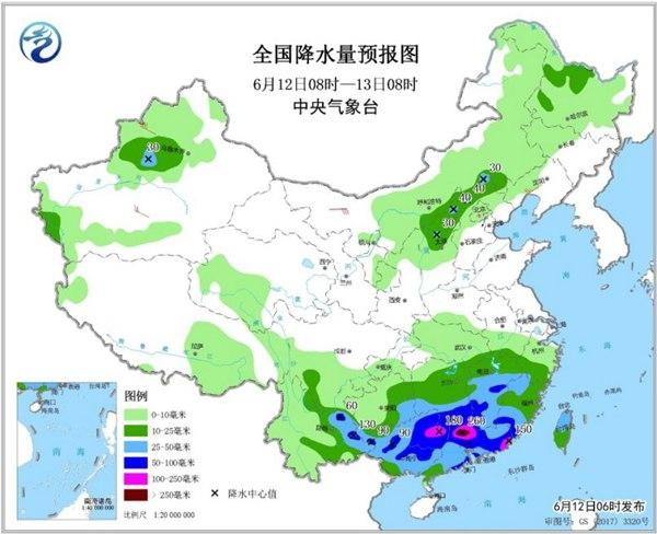 南方强降雨范围继续扩张 江南区已进入梅雨季