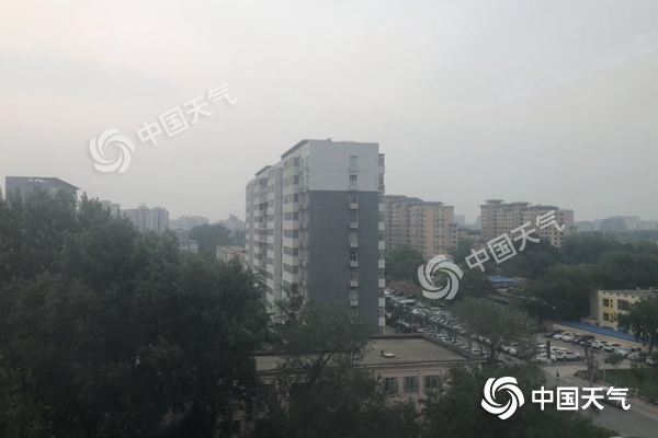 北京门头沟延庆房山将有雷电冰雹 城区明早高峰将遇雨