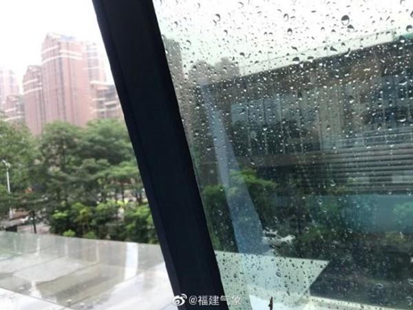 福建今天强降雨发力 全省有大到暴雨