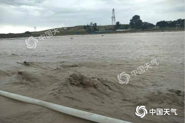 内蒙古多地遭今年入夏来最强降雨 今东部局地仍有暴雨