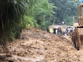 316.1毫米!贵州遭今年入汛来最强降雨 河水水位上涨