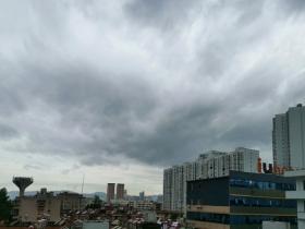 北方高温难消 7月初热带低压或影响华南