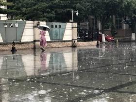 東北華北警惕強對流 南方局地或有特大暴雨