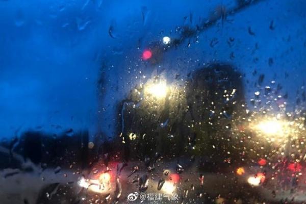福建北部强降雨持续 南平三明等地暴雨三连击