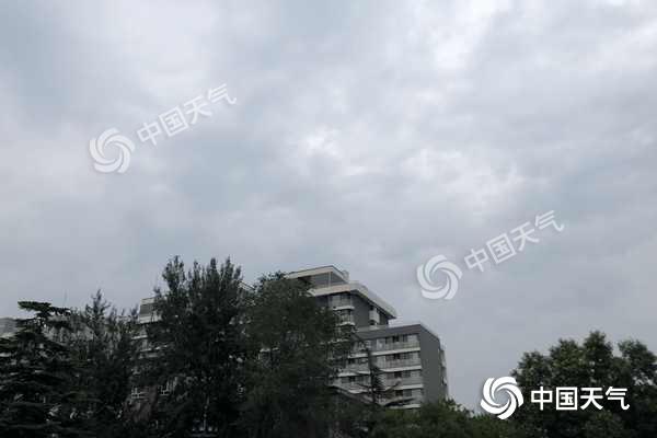 北京今天迎明显降雨过程送清凉 晚高峰或受影响