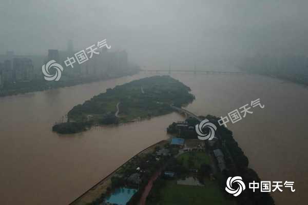 南方新一轮强降雨明上线 【广西湖南江西等5省区】叠加雨量大
