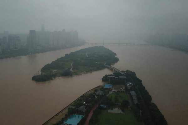 南方新一轮强降雨明上线 广西江西等地叠加雨量大