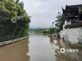 湖南永州等局地有暴雨 明起新一輪降雨無縫銜接