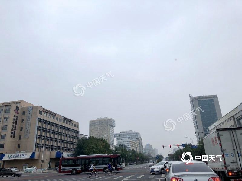 今夜起北京迎小到中雨