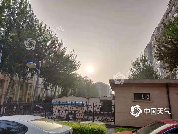 """""""闷蒸""""!北京今日高温高湿 未来一周闷热持续"""