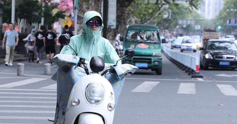 """南方高温""""蒸煮""""还有6天  西南警惕强降雨致灾风险"""
