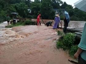 四川遭遇今年来最强区域性暴雨 未来仍多降水