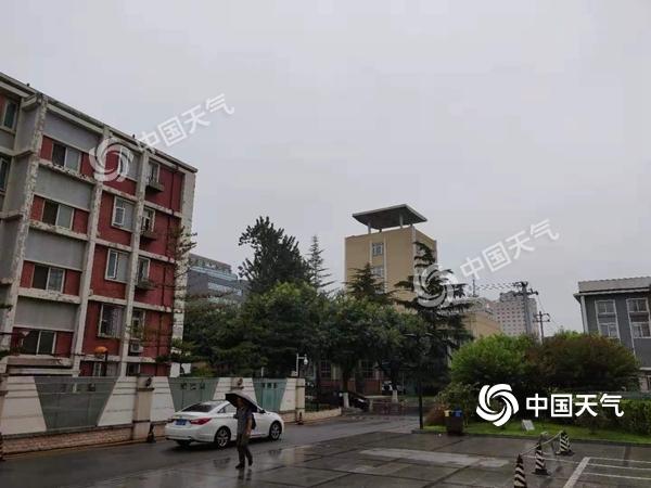 北京局地大暴雨緊急轉移群衆 今日仍有全市性降雨
