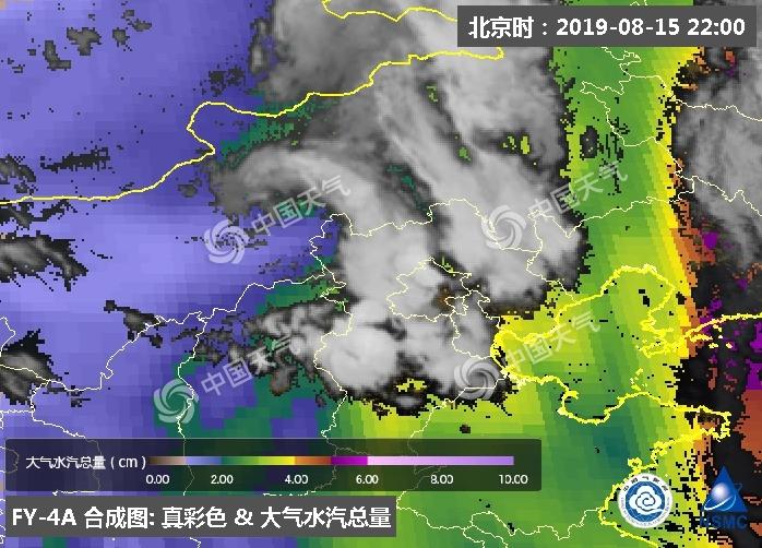 """太空视角看闪电""""闪爆""""北京夜空  为啥光闪电不下雨?"""