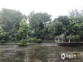 """广东今明天局地大暴雨持续""""打卡"""" 强对流天气频发"""