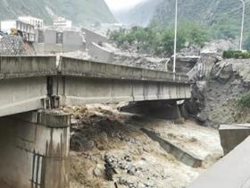 四川阿坝州暴雨灾害已造成7人死亡24人失联