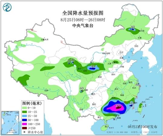 """今天""""白鹿""""或加强为台风级别 福建广东等5省区将掀强降雨"""