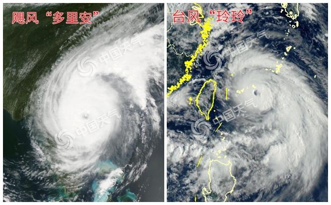 远房亲戚还是亲兄弟?扒一扒台风和飓风究竟啥关系