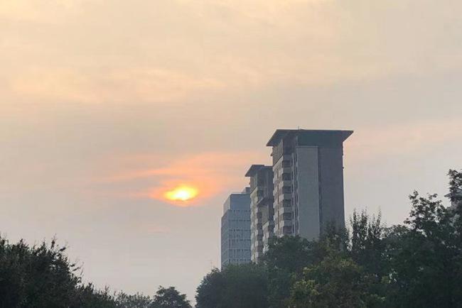 北京晴晒模式在线 晴到多云持续至周末
