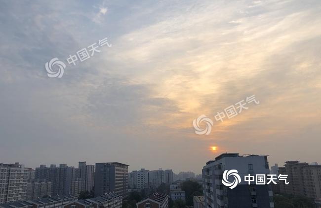 今起北京气温缓慢回升 早晚偏凉注意添衣