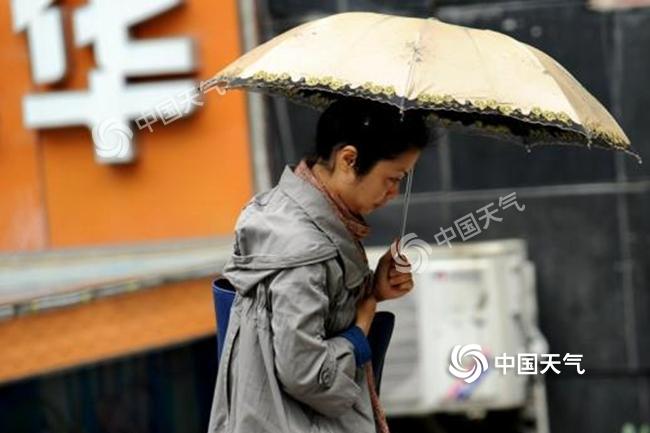 贵州今天西北部有暴雨 明后天局地有雾
